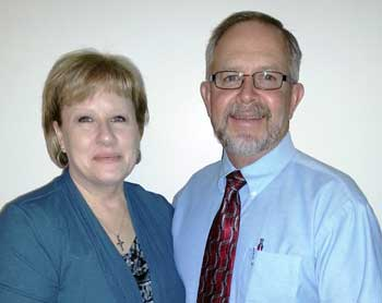 Pastor Dave and Connie Gant